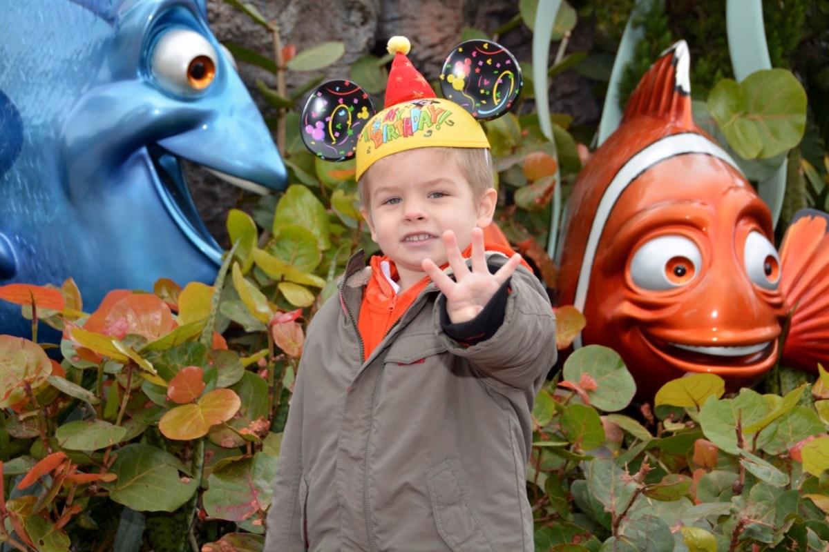 Sawyer's 4th Birthday - Mariachi Cobre Part Dos at Epcot