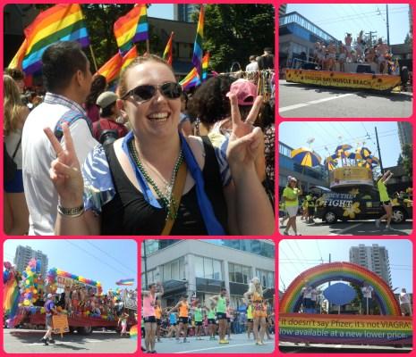 Pride Parade 2013, Vancouver Summer Festivals