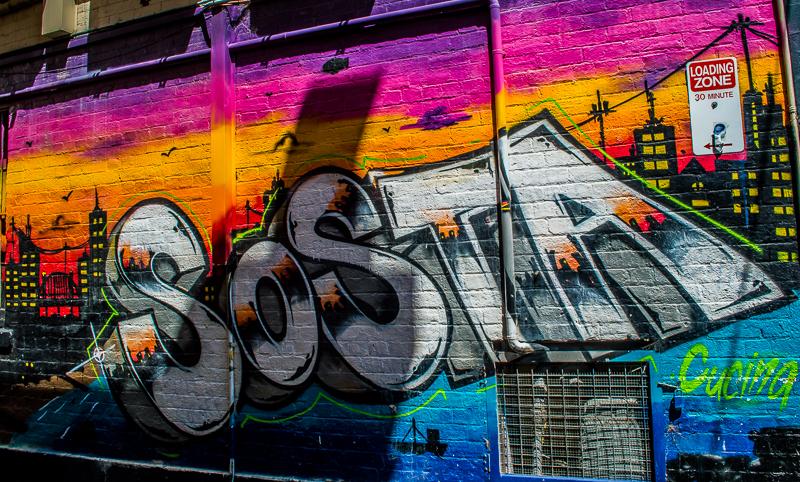 North Melbourne Street Art