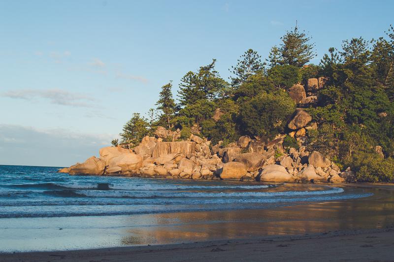Florence Bay Cliffs on Magnetic Island, Australia