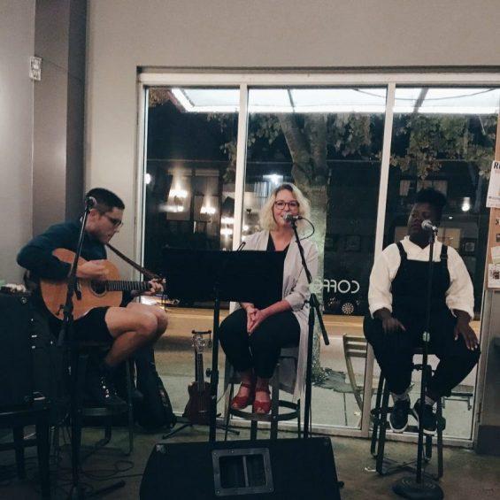 Cute/Sad perform at Local Loft