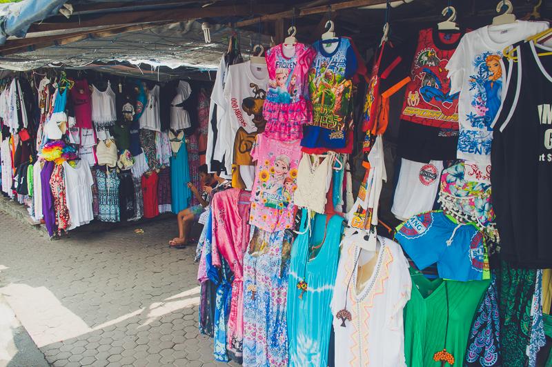 Shopping in Bali, Indonesia