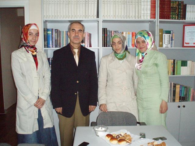 Medeniyet Mektebi Prof. Dr. Hayri KIRBAŞOĞLU ile Söyleşi