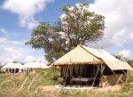Tented rooms1 - Hayward's Grand Safari Events & Expeditions