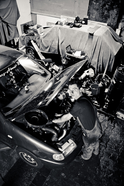 ¿Que es la Ingeniería Mecánica? ¿Son los que arreglan carros? ¬¬