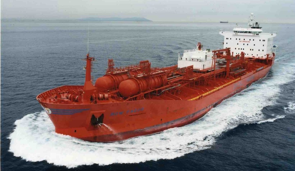 Odfjell agrees pool deal with Sinochem Shipping