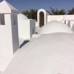Toits de Dar Al-Qamar