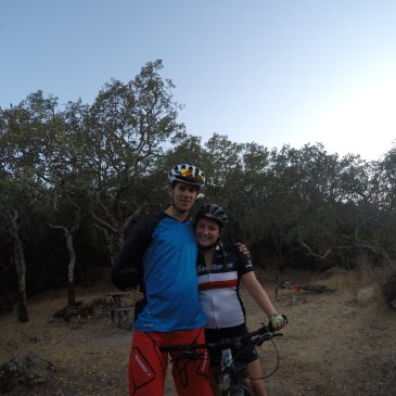 Quick Adventure: Sunset MTB Ride