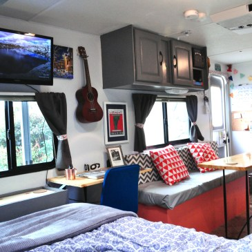 Travel Trailer ->Tiny House