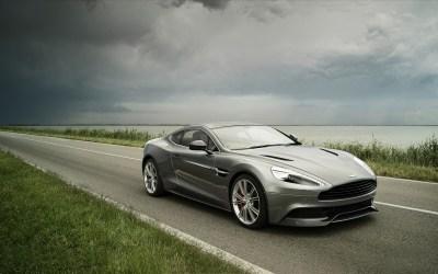2013 Aston Martin Vanquish 3 Wallpaper | HD Car Wallpapers | ID #2818