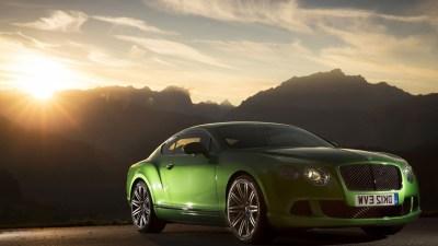 2013 Bentley Continental GT Speed 2 Wallpaper | HD Car Wallpapers | ID #3131