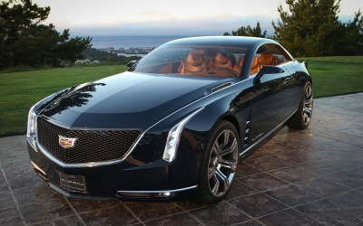 2013 Cadillac Elmiraj Concept 2 Wallpaper | HD Car Wallpapers | ID #3815