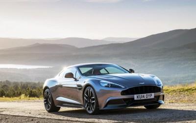 2015 Aston Martin Vanquish Wallpaper | HD Car Wallpapers | ID #4690