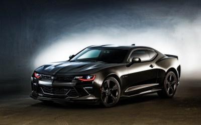 2016 Chevrolet Camaro Black Wallpaper | HD Car Wallpapers | ID #5934