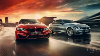 BMW 4 Series Gran Coupe M3 M4 Wallpaper | HD Car Wallpapers | ID #8092