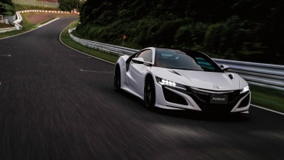Honda NSX 4K Supercar Wallpaper | HD Car Wallpapers | ID #6985