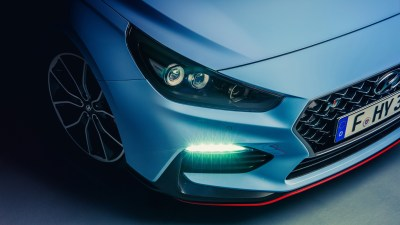 Hyundai i30 N 2017 4K Wallpaper | HD Car Wallpapers | ID #7969