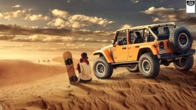 Jeep Wrangler Desert Off road Wallpaper   HD Car Wallpapers   ID #8039