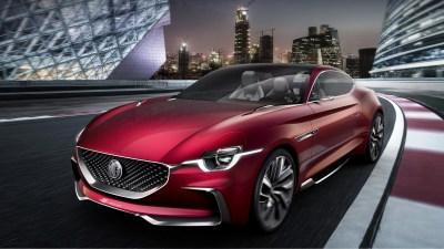 MG E Motion Concept Car Wallpaper | HD Car Wallpapers | ID #7691