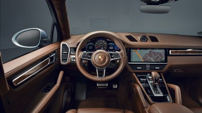 Porsche Cayenne S Coupe 2019 Interior 5K Wallpaper | HD Car Wallpapers | ID #12564