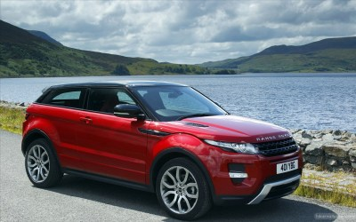 Range Rover Evoque 2012 Wallpaper | HD Car Wallpapers | ID #2169