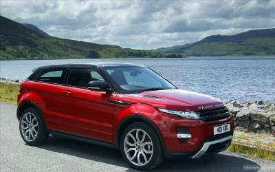 Range Rover Evoque 2012 Wallpaper | HD Car Wallpapers | ID #2169