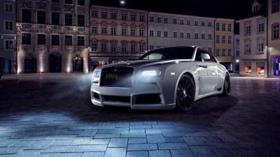 Spofec Rolls Royce Wraith Wallpaper   HD Car Wallpapers   ID #6541