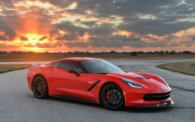 2014 Chevrolet Corvette Stingray HPE700 Twin Turbo By ...