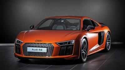 2015 HplusB Design Audi R8 V10 Wallpaper   HD Car Wallpapers   ID #5883