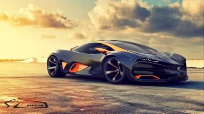 2015 Lada Raven Supercar Concept 2 Wallpaper | HD Car Wallpapers | ID #5166