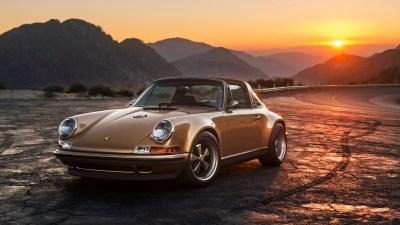2015 Singer Porsche 911 Targa Wallpaper | HD Car Wallpapers | ID #5646