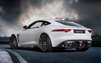 2015 Startech Jaguar F Type Coupe 2 Wallpaper | HD Car Wallpapers | ID #5171