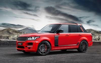 2015 Startech Range Rover Pickup Wallpaper | HD Car Wallpapers | ID #5286