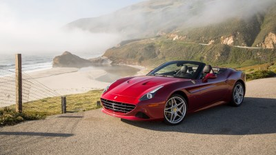 2016 Ferrari California T 4K Wallpaper | HD Car Wallpapers | ID #6851