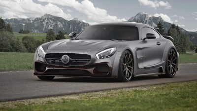 2016 Mansory Mercedes AMG GT S Wallpaper | HD Car Wallpapers | ID #6318