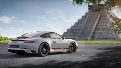 2017 Porsche 911 Carrera GTS Coupe 15 Years Porsche Mexico Wallpaper | HD Car Wallpapers | ID #8161