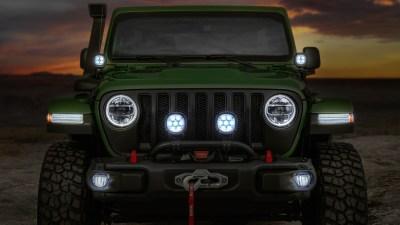 2018 Jeep Wrangler Unlimited Rubicon Moparized 2 Wallpaper | HD Car Wallpapers | ID #9167
