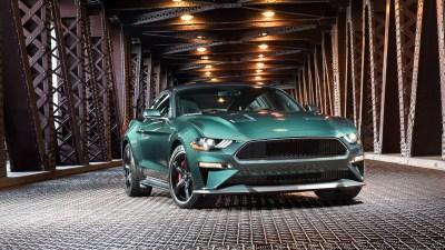 2019 Ford Mustang Bullitt Wallpaper | HD Car Wallpapers | ID #9428