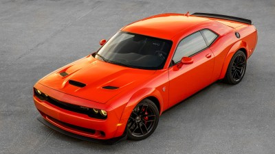 Dodge Challenger SRT Hellcat Widebody 2018 Wallpaper | HD Car Wallpapers | ID #8015
