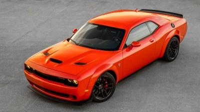 Dodge Challenger SRT Hellcat Widebody 2018 Wallpaper | HD Car Wallpapers | ID #8015