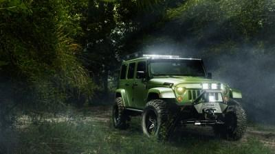 Jeep Wrangler Wallpaper | HD Car Wallpapers | ID #5570