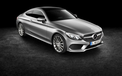 Mercedes Benz C Class Coupe Red 2016 Wallpaper | HD Car Wallpapers | ID #5639