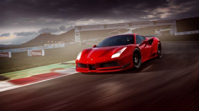 Novitec N Largo Ferrari 488 GTB 9 Wallpaper | HD Car Wallpapers | ID #7791