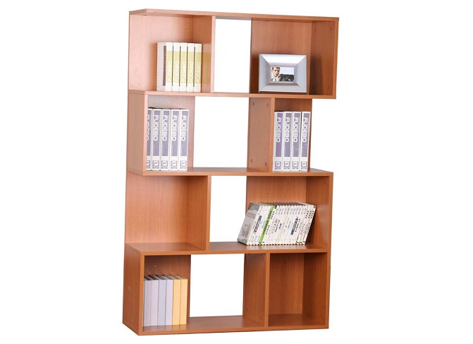 ID: HT BS11, Contemporary Bookshelf