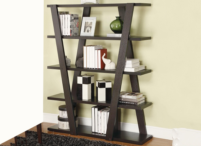 ID: HT BS16, Stylish Orion Bookshelf