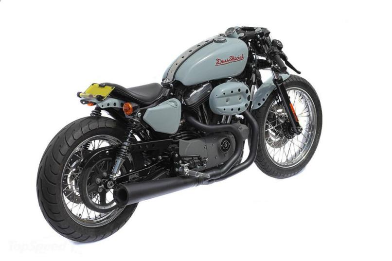 Sportster 883 Cafe Racer Parts Menhavestyle1 Com