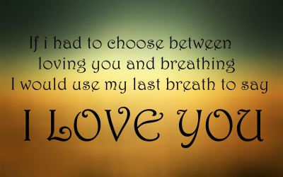 Quotes About Love Wallpapers, Pictures, Images