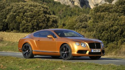 Bentley Continental GT Wallpapers, Pictures, Images