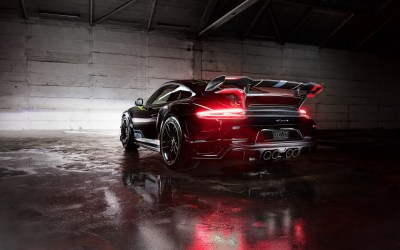 2017 Techart Porsche 911 Turbo GT Street R Wallpapers | HD Wallpapers | ID #20373