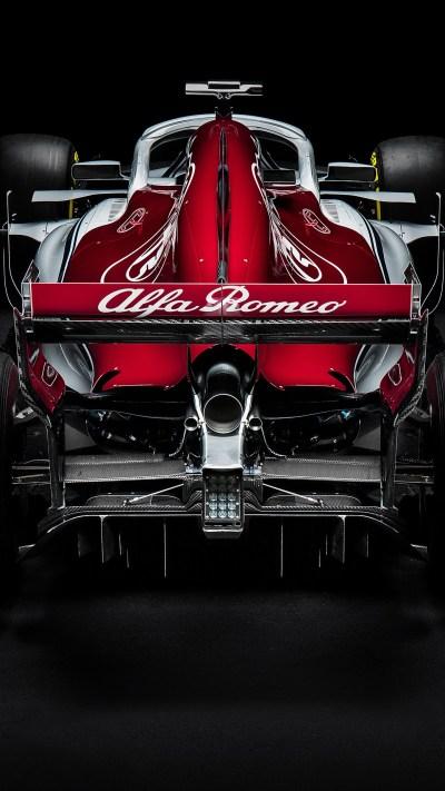 2018 Sauber C37 Formula One Racing car 4K Wallpapers | HD Wallpapers | ID #23336